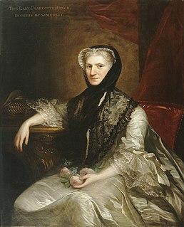 English duchess, social reformer, philanthropist