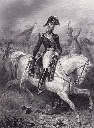 Jacques MacDonald - Serving throughout the French Revolutionary and Napoleonic Wars, MacDonald led major formations in the 1809 campaign against Austria, in Spain (1810–1811), Russia (1812), Germany (1813), and in France (1814).