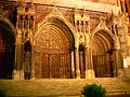 Chartres cathedrale portail sud.jpg