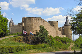 Image illustrative de l'article Château de Bourscheid