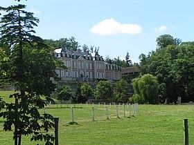 Château de Sassy (vue générale)