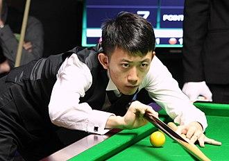 Chen Zhe - 2016 Paul Hunter Classic