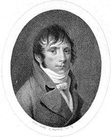 Luigi Cherubini (Lithografie erstellt von Friedrich Wilhelm Bollinger, 1803) (Quelle: Wikimedia)