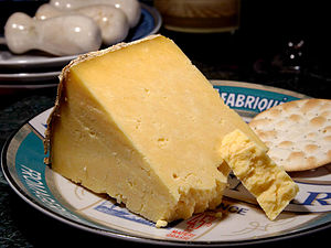 Cheshire cheese - Cheshire Cheese