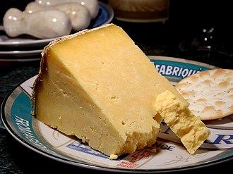 Cheshire cheese - Cheshire Cheese