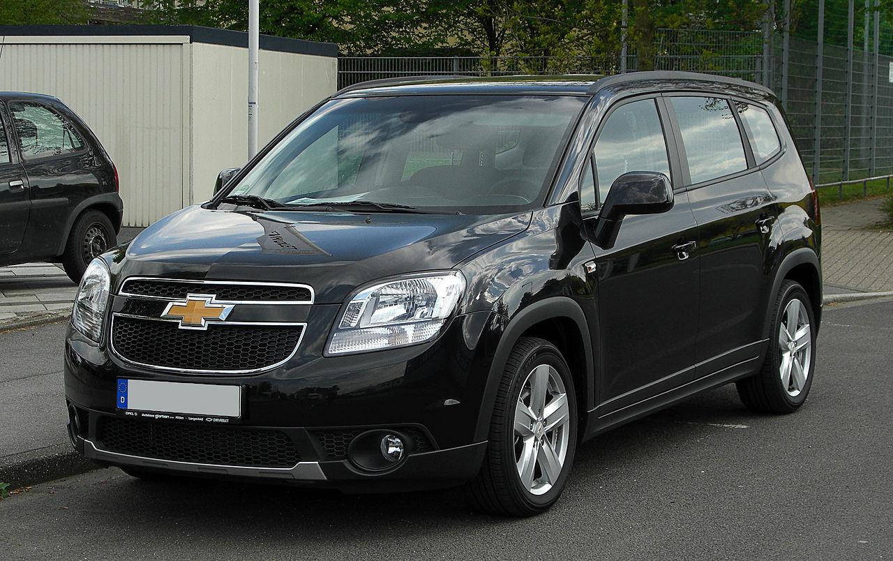 File:Chevrolet Orlando LTZ 1.8