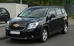 chevrolet orlando wikipedia den frie encyklop di. Black Bedroom Furniture Sets. Home Design Ideas