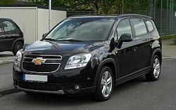 Chevrolet Orlando Wikipedia Den Frie Encyklop 230 Di