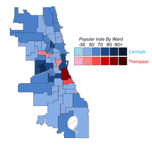 Chicago 1931 mayor by ward.png