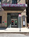 Chicago Women's Club Building-Columbia College Chicago Getz Theater Center Entrance 2020-0427.jpg