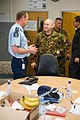 Chief of Defence Force meets with staff prior to tour of Chch - Flickr - NZ Defence Force.jpg
