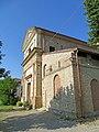 Chiesa della Purificazione di Maria Vergine (Santa Maria del Piano, Lesignano de' Bagni) - facciata 1 2019-06-26.jpg