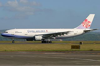 China Airlines Flight 676 Aviation accident