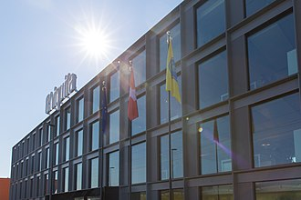 Chiquita Brands International - Chiquita Headquarters Europe in Etoy, Switzerland