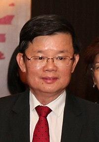 Daftar Ketua Menteri Pulau Pinang Wikipedia Bahasa Indonesia Ensiklopedia Bebas