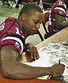 Chris Culliver signs autograph in 2009.jpg