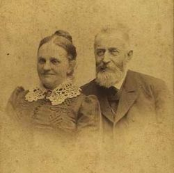 Christian Rudolf and Augusta Marie Unmack by Christian Neuhaus.jpg