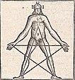 Christian symbol for the five senses, S, A, L, V, S.JPG