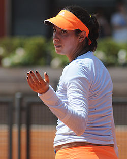 Christina McHale at 2014 Rome Masters 2.jpg