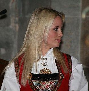 Christine Guldbrandsen Norwegian singer