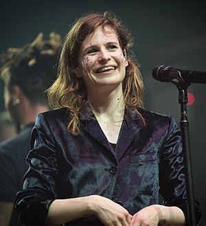 Christine and the Queens - Christine and the Queens performing at Webster Hall in 2015