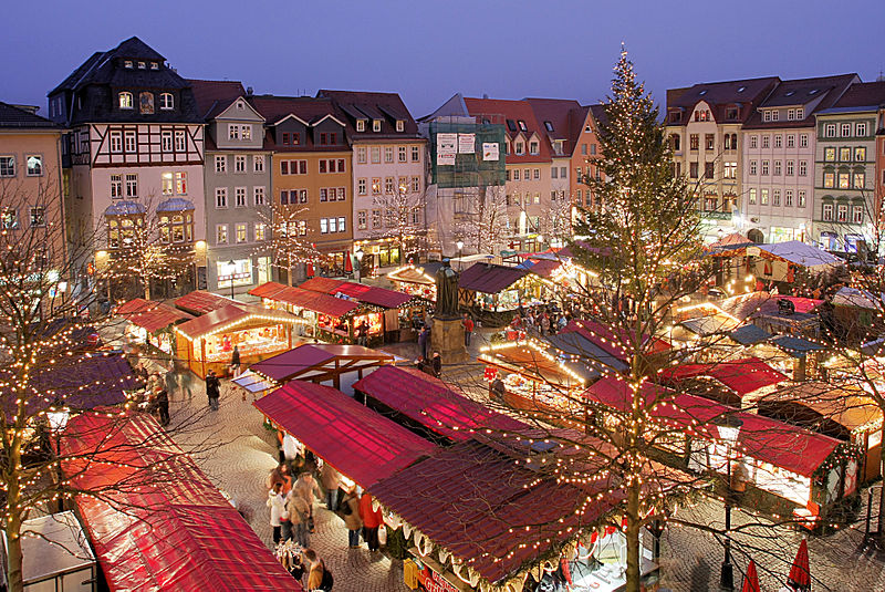 德國的聖誕市場