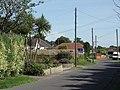 Church Lane, West Parley - geograph.org.uk - 511199.jpg