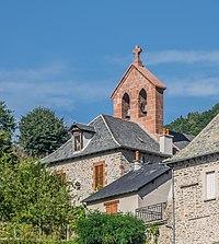 Church Saint-Projet in Cassaniouze 01.jpg