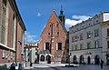 Church of St. Barbara, 9 Little Market square (Mały Rynek), Old Town, Kraków, Poland.jpg