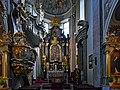 Church of St Andrew (interior), 56 Grodzka street, Old Town, Krakow, Poland.jpg