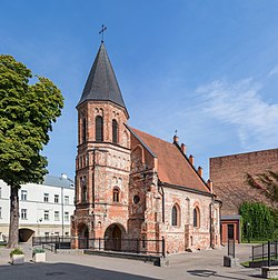 Church of St Gertrude, Kaunas - Diliff.jpg