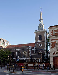 St Jamess Church, Piccadilly Church in London