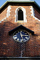 Church of St Mary Theydon Bois Essex England - tower clock.jpg