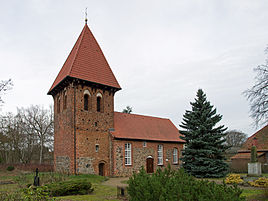 Evangelical Church in Zebelin