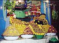 Citrus and olive stall in the souk of Meknes (423901962).jpg