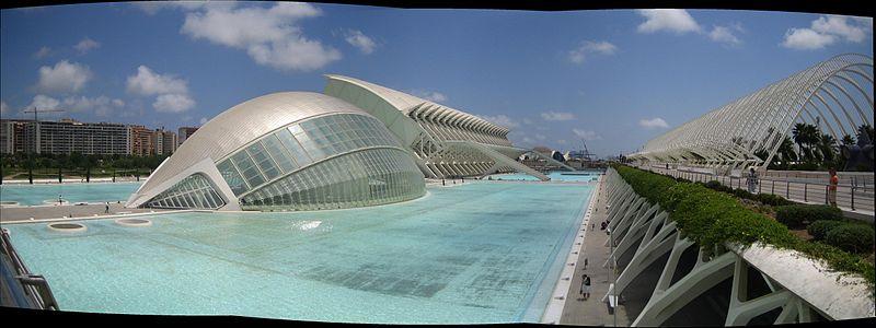 File:Ciutat de les Arts i les ciencies - Valencia (790845563).jpg