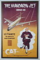 Civil Air Transport Convair 880 Poster (19291815379).jpg