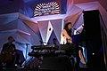 Clara Blume - The Singer Songwriter Circus - popfest Wien 2014 09.jpg