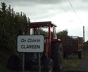 Clareen, County Offaly, near to Clareen and Br...