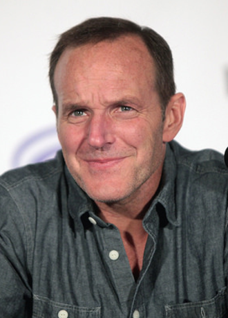 Clark Gregg - Gregg at the 2016 WonderCon