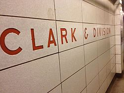 Clark and Division Red Line Stop.jpg