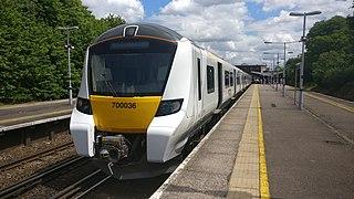 Govia Thameslink Railway English train operating company