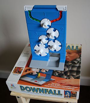Downfall (game) - Downfall game