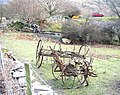 Classic farm machinery on the Chwarel y Faenol site - geograph.org.uk - 350298.jpg