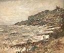 Claude Monet - Falaise de Sainte-Adresse, temps gris - Ordrupgaard.jpg