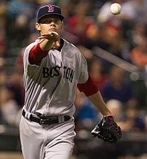 Clay Buchholz on May 21, 2012.jpg