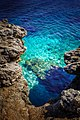 Clear Blue Water At Riserva Naturale Dello Zingaro (176795679).jpeg