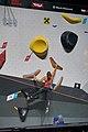 Climbing World Championships 2018 Boulder Final Klingler (DSC09138).jpg