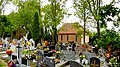 Cmentarz przy kościele w Bierzgłowie. - panoramio.jpg