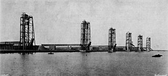 Port of Immingham - Image: Coal hoists, Immingham dock, The Engineer 28 June 1912